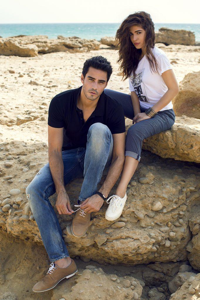 Pepe Jeans Pakistan - SS16 starring Ayesha Omar & Sikander Rizvi (1)