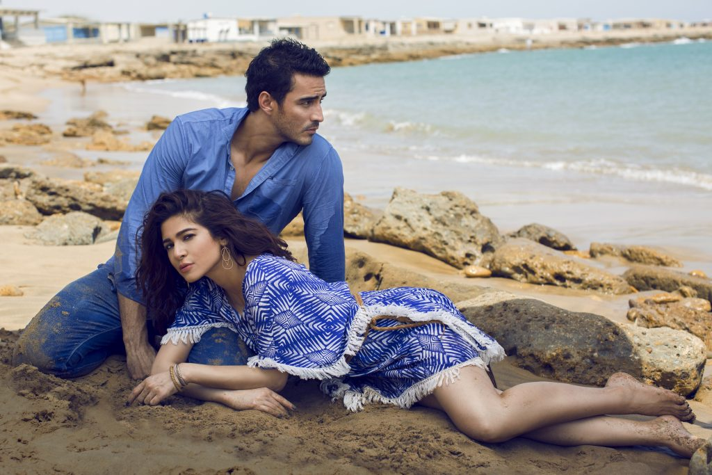 Pepe Jeans Pakistan - SS16 starring Ayesha Omar & Sikander Rizvi (18)