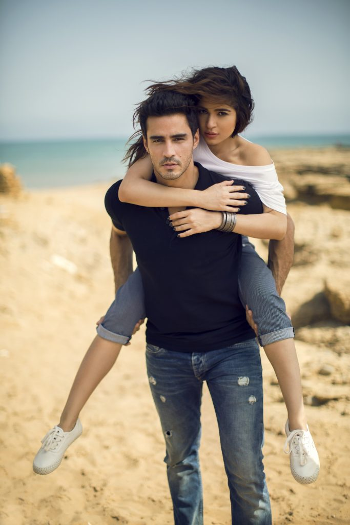 Pepe Jeans Pakistan - SS16 starring Ayesha Omar & Sikander Rizvi (2)