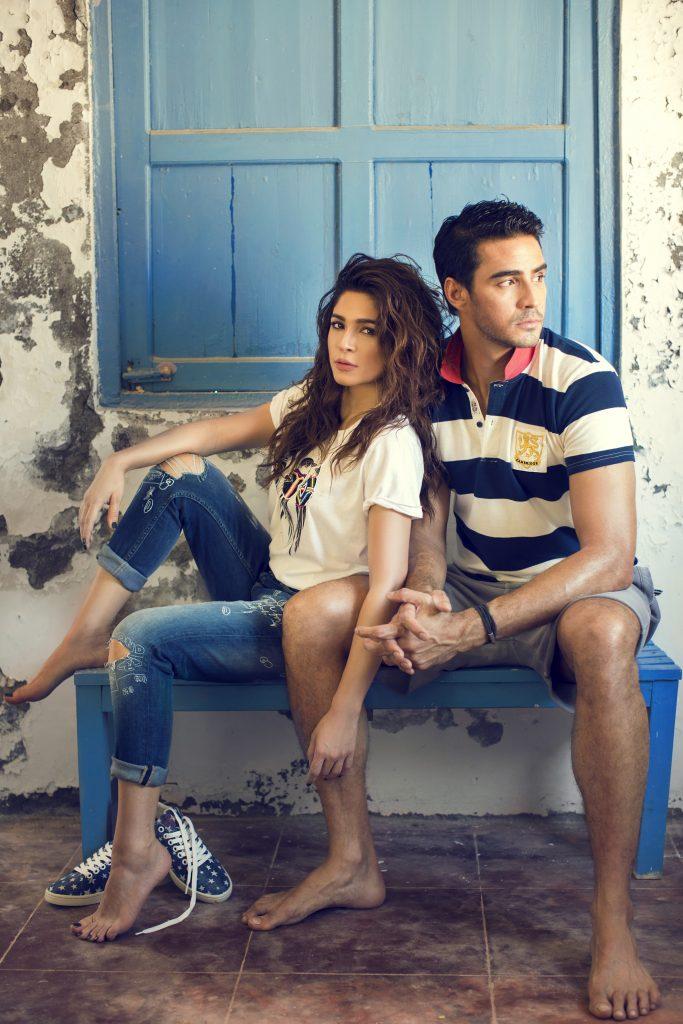 Pepe Jeans Pakistan - SS16 starring Ayesha Omar & Sikander Rizvi (5)