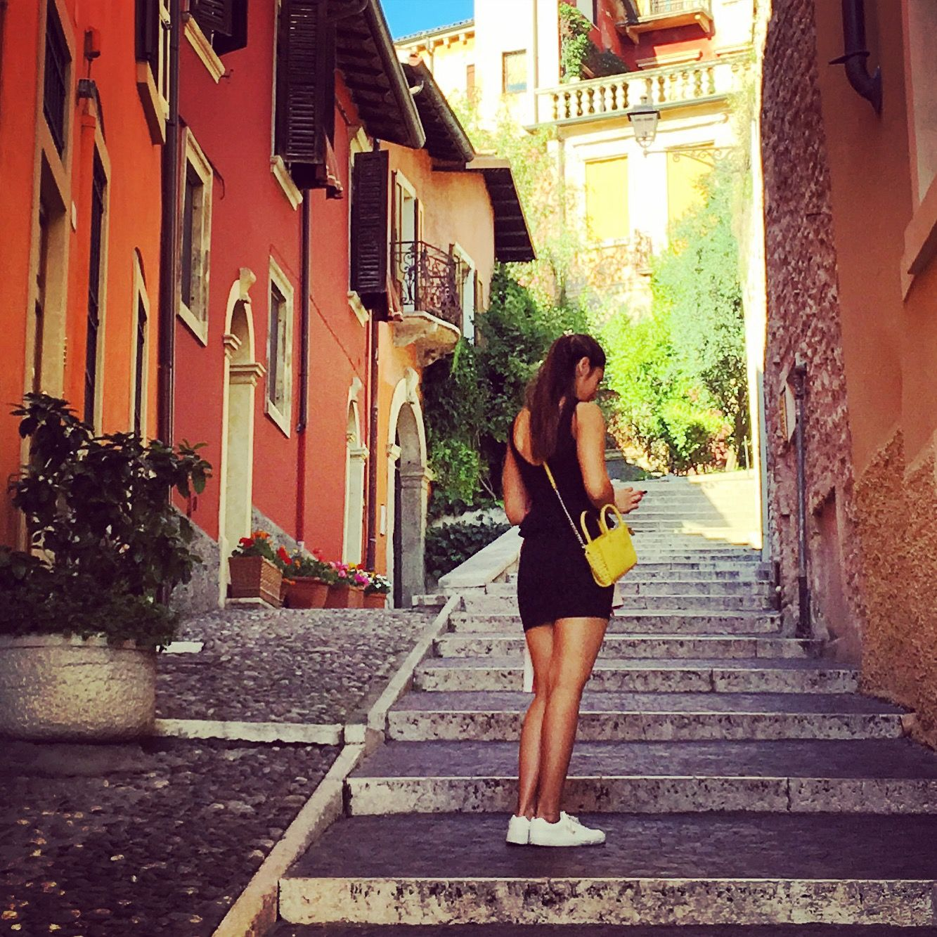 Verona. The colors, the art, the streets. It all just takes you in.