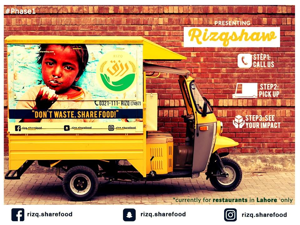 food-rickshaw