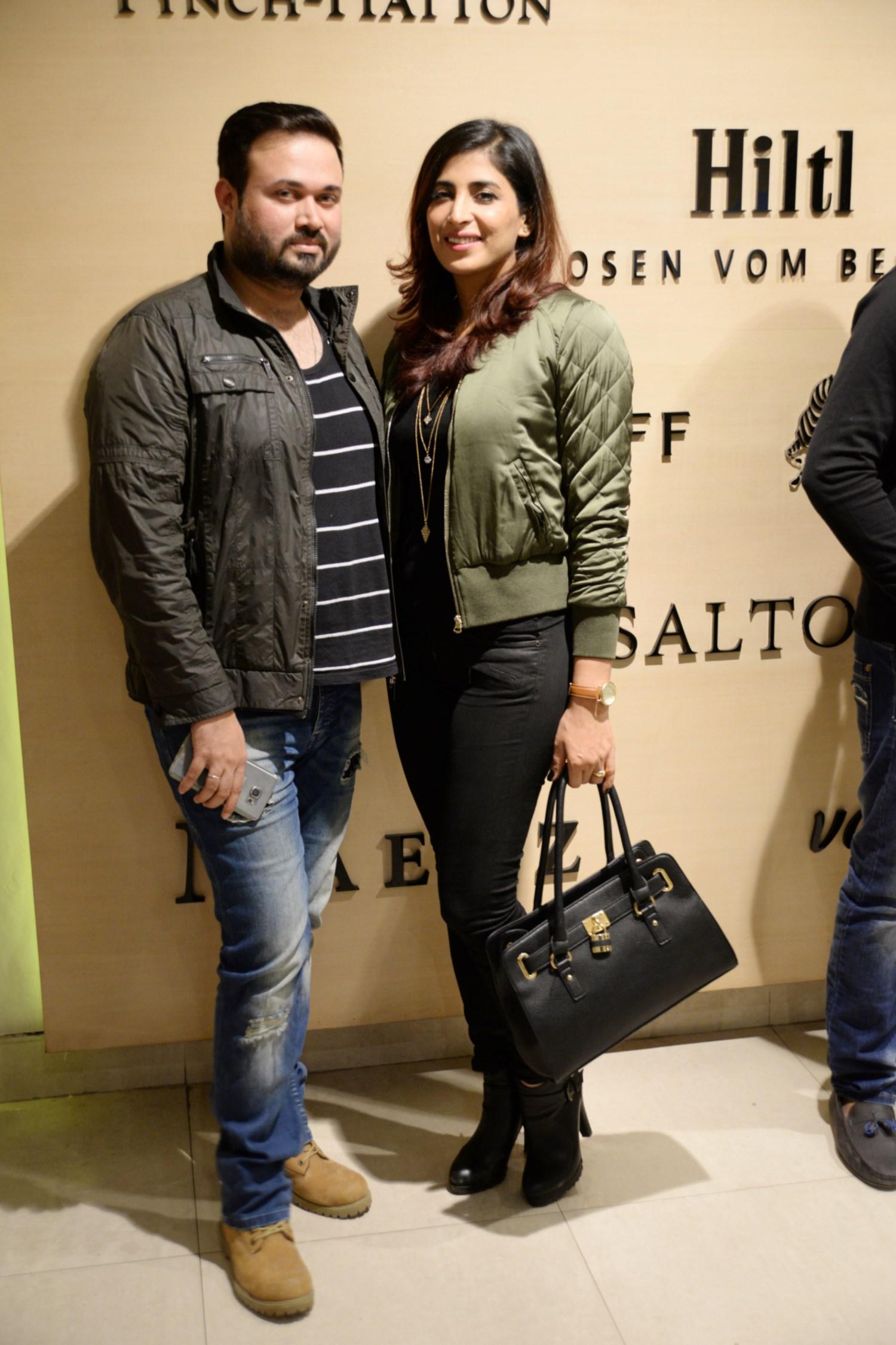Ahsan Hussain and Xille Huma