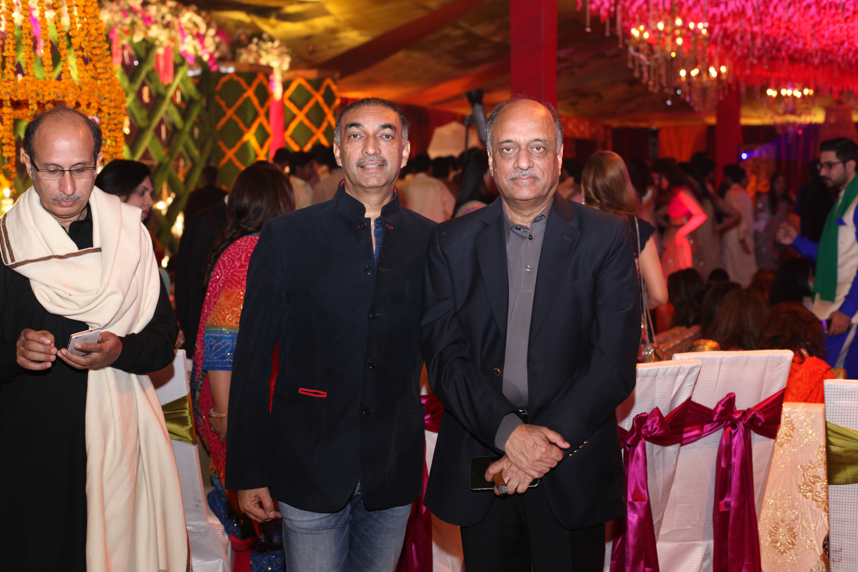Adil and Shahab