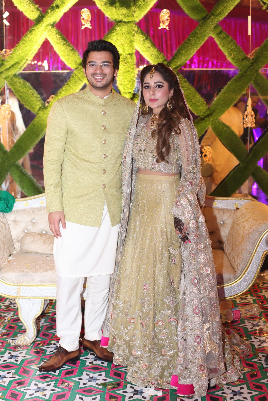 Ahmad Sikandar and Fatima Josh