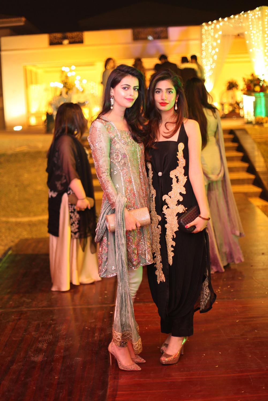 Bakhtawar Malik and Zainab