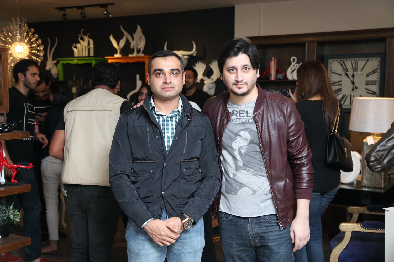 Hamza and Asad