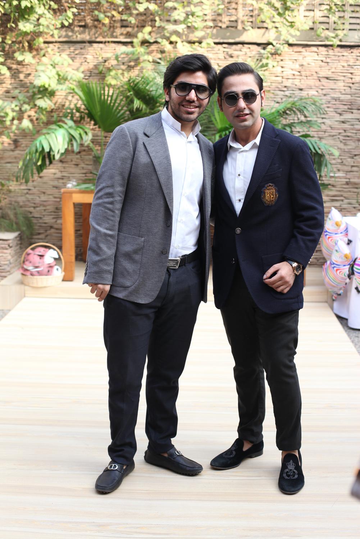 Maaz and Saiham