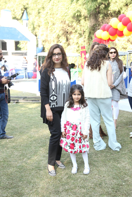 Mona and Zahra