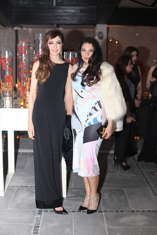Sehyr Anis and Sania
