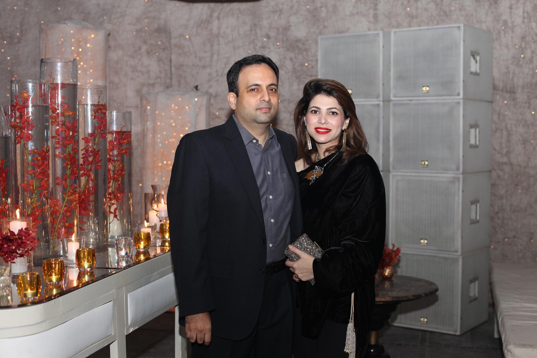 Shehryar and Sameen Kasuri
