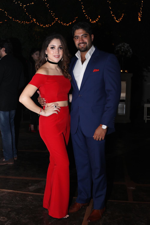 Violet & Adil