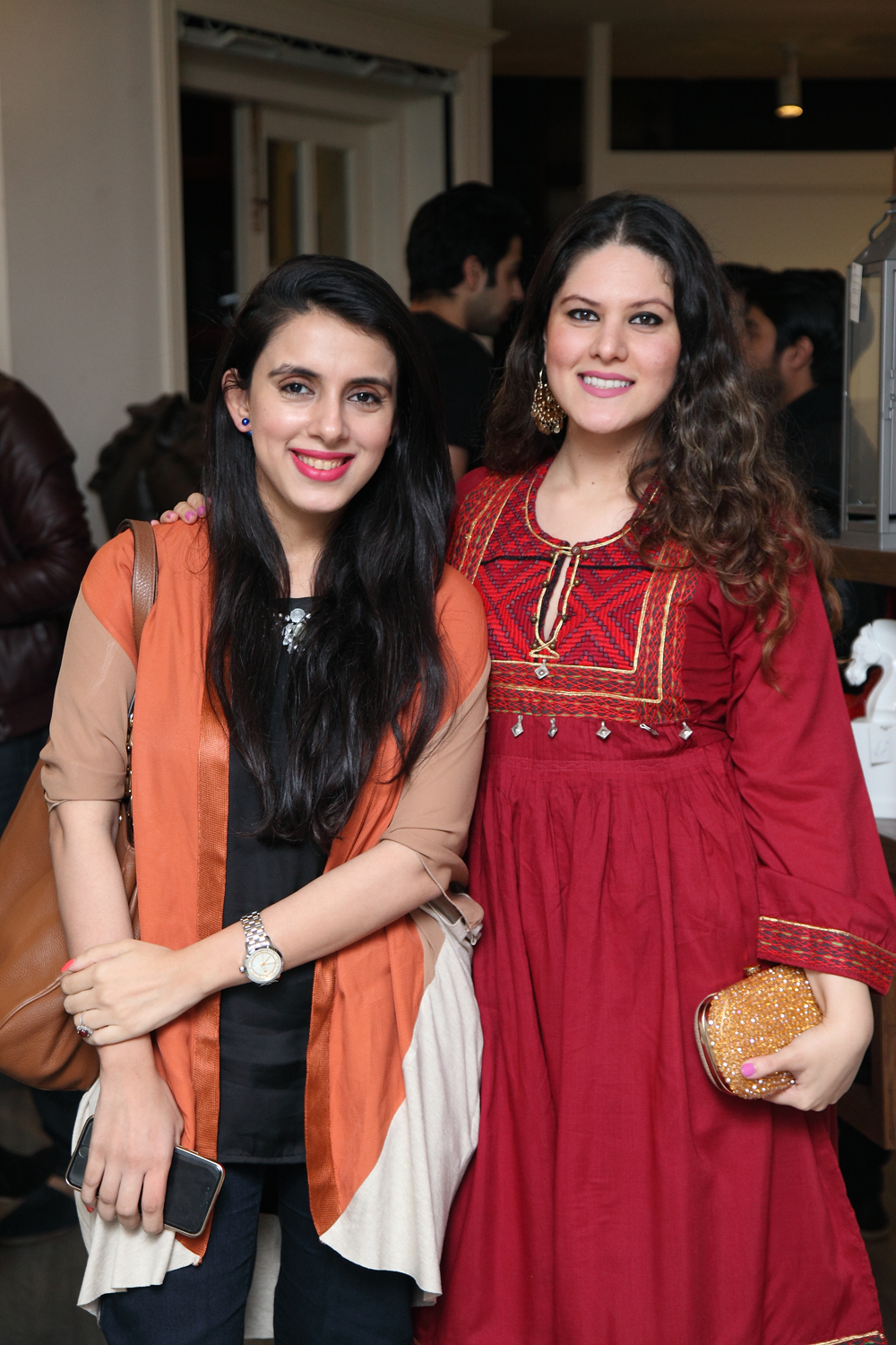 Mariam and Purniya Awam