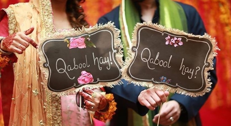 Dulha and dulhan picture