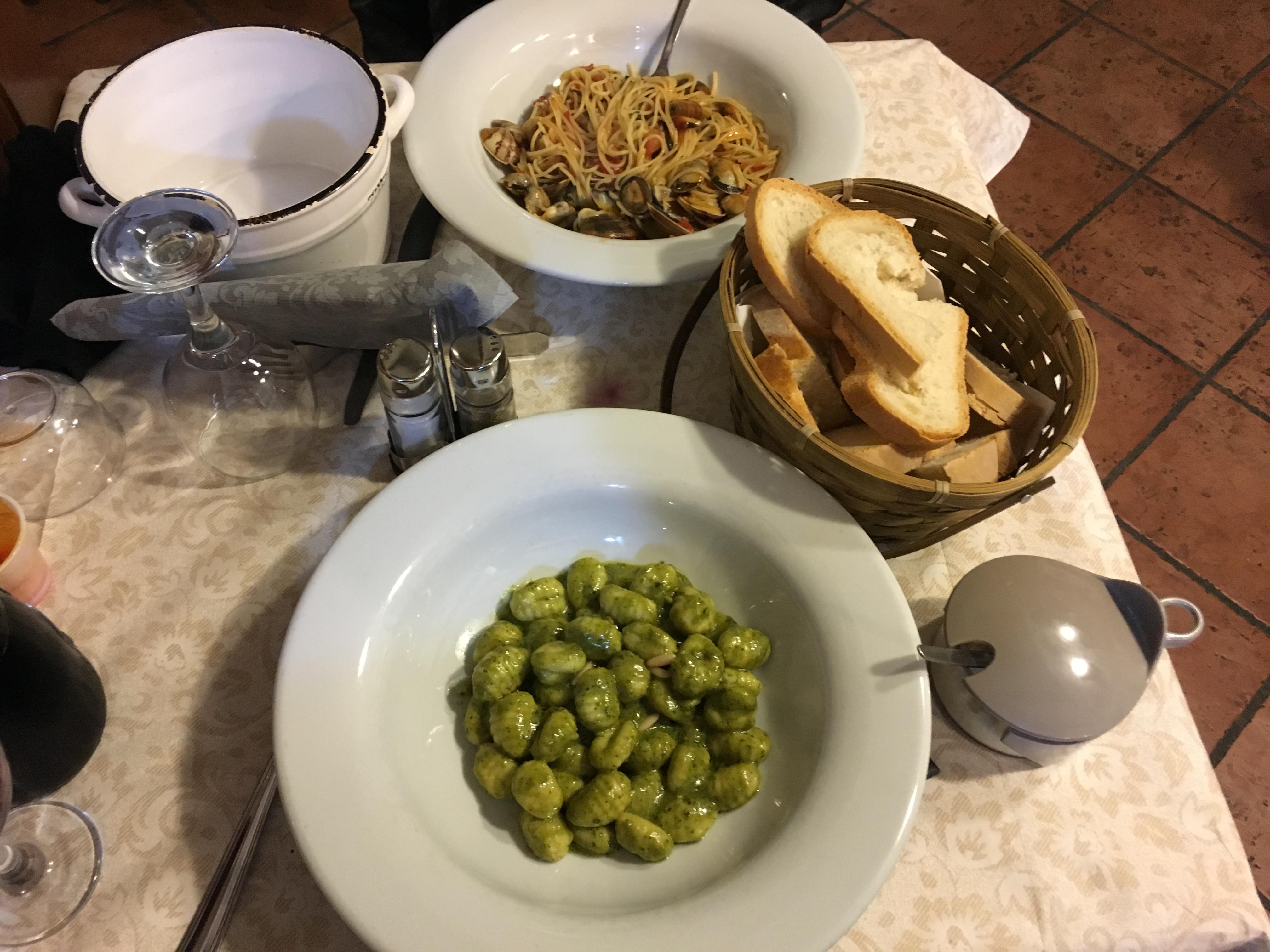 Italian Pasta! So good!