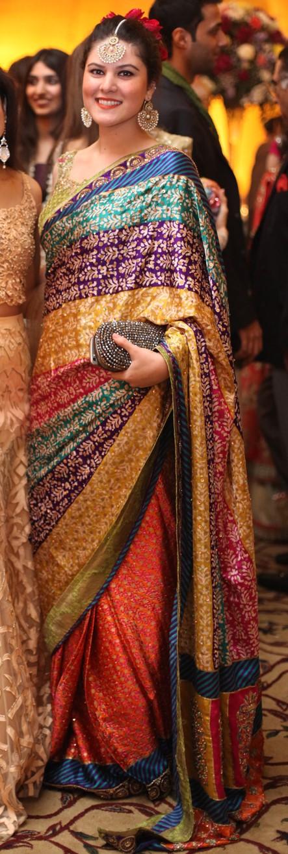 Purniya Awan channels ethnic glamour