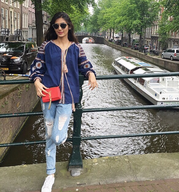 Loved the canals in Amsterdam!