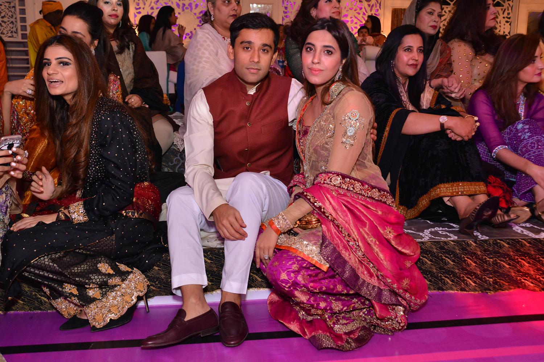 Ahmed and Anushey Hasham