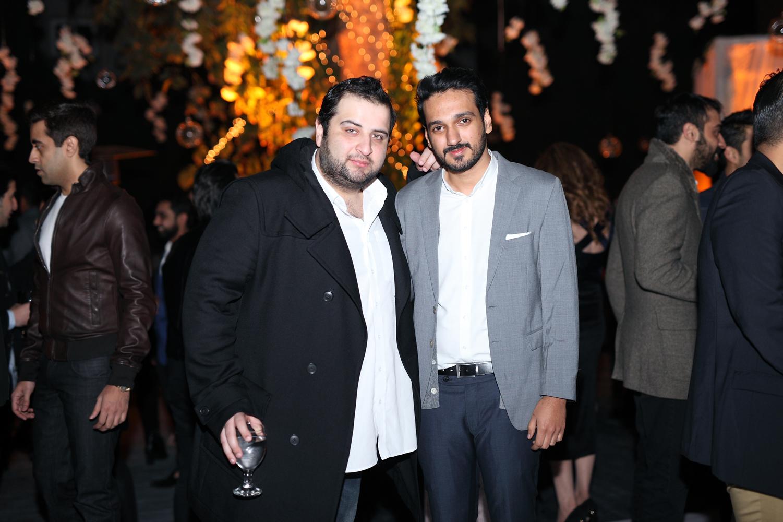 Ahsan Kamran and Auon