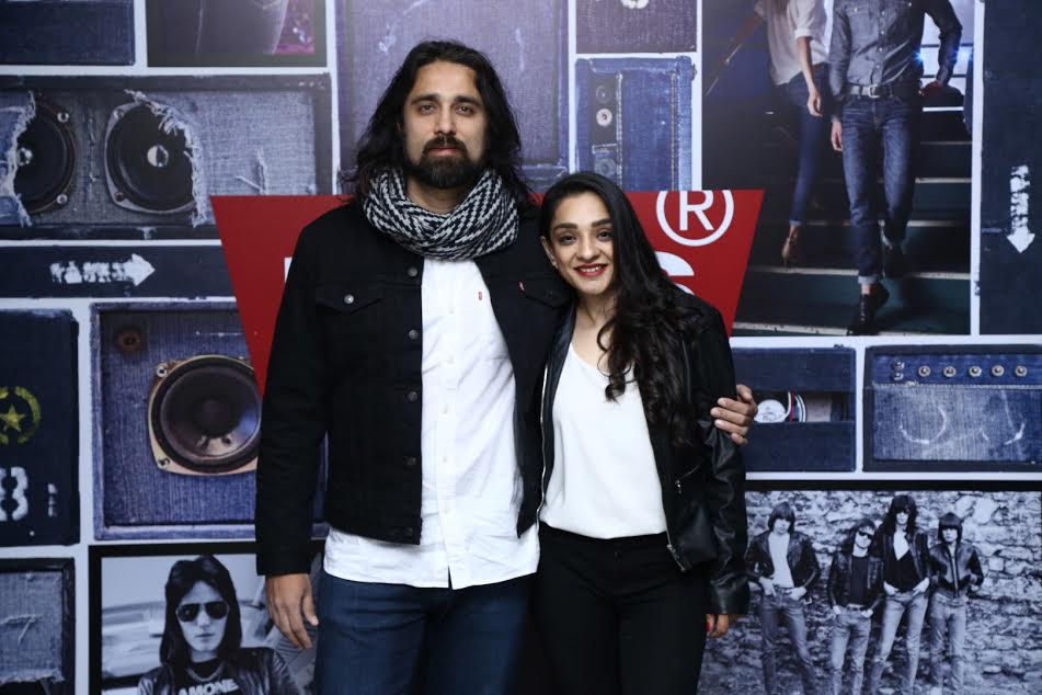 Ali Noor and Mandana