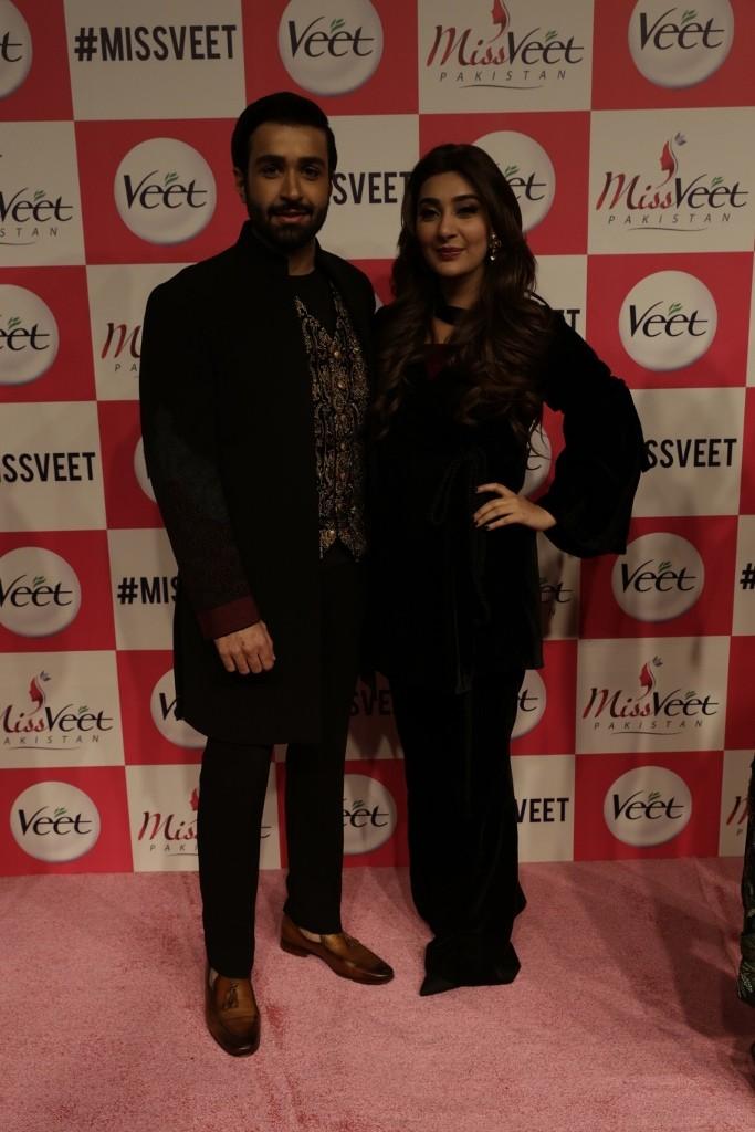 Azfar Rehman and Ayesha Khan