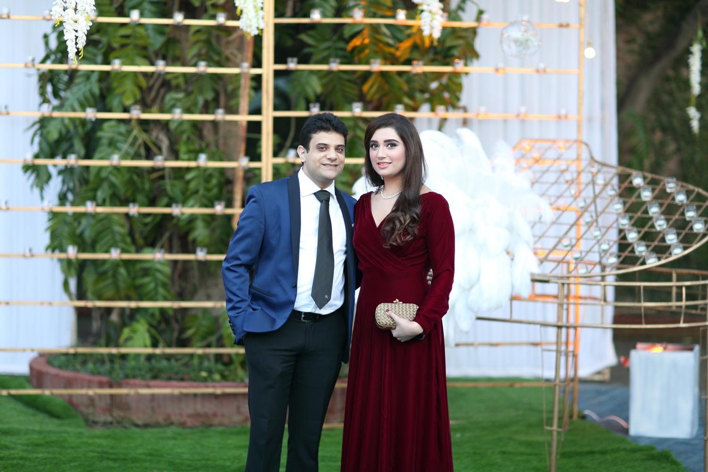 Sunia and Farrukh Shafiq