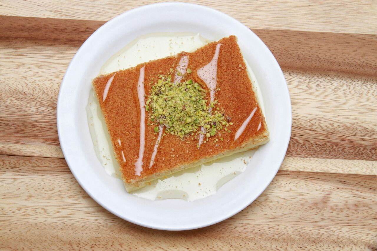 Lebanese Kinafe
