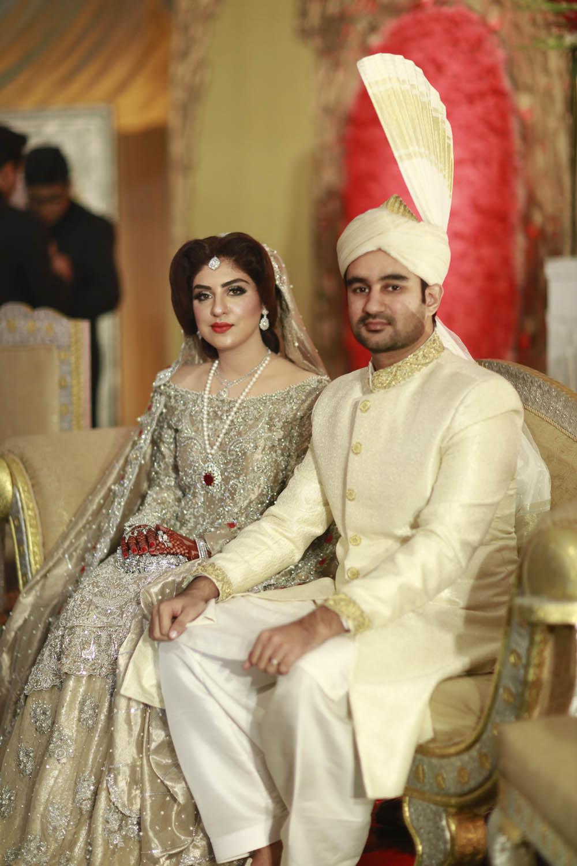 Myda and Faiq Husain