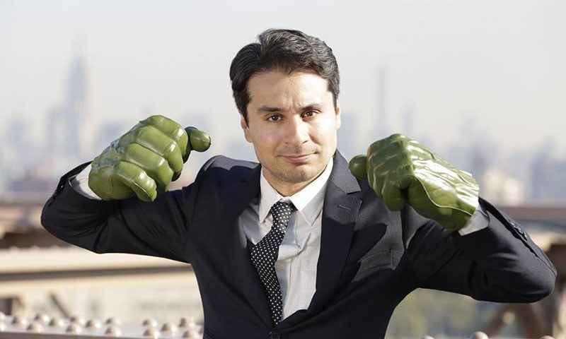 Saad Haroon