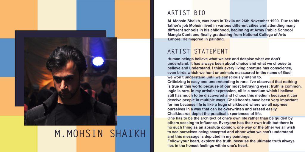 M Mohsin Shaikh
