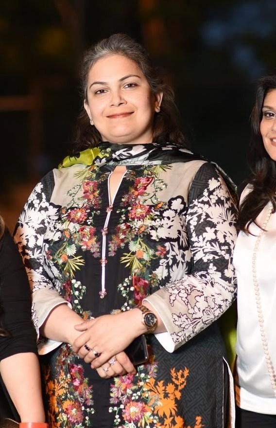 Amina Omer Khan