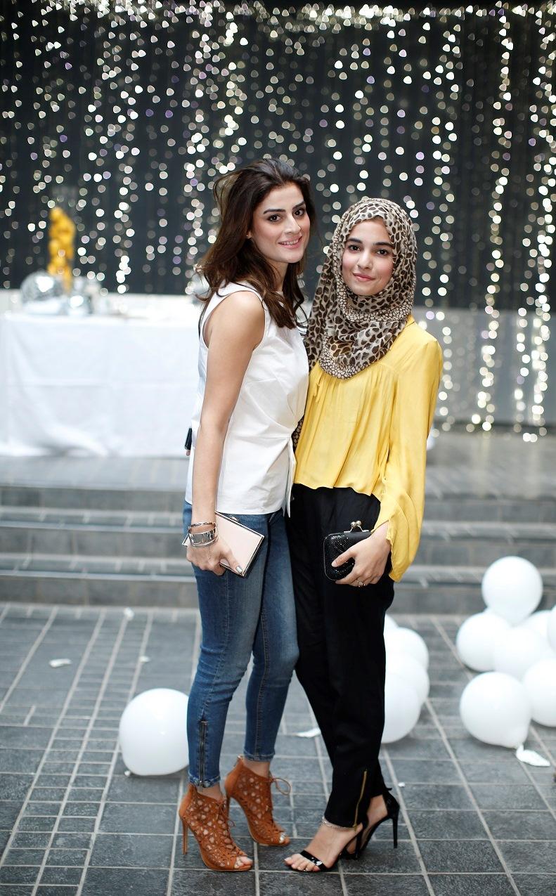 Amna Malik + Friend (AK Album)