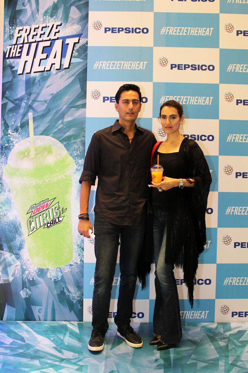 Atif and Nadia