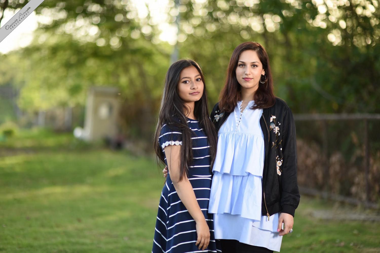 Dania & Noor