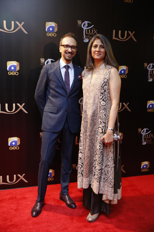 Mr and Mrs. Asim Raza