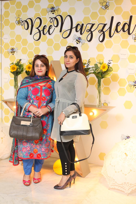 Shazia and Humaira