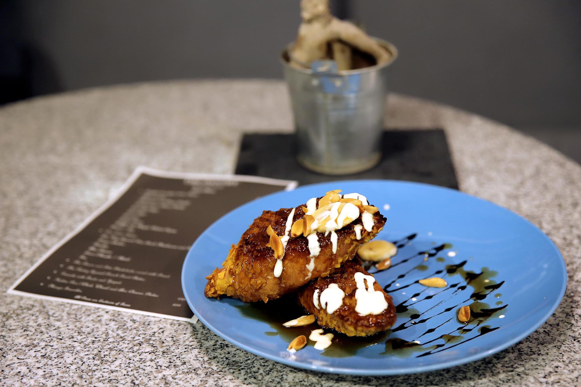The Pantry Special French Toast