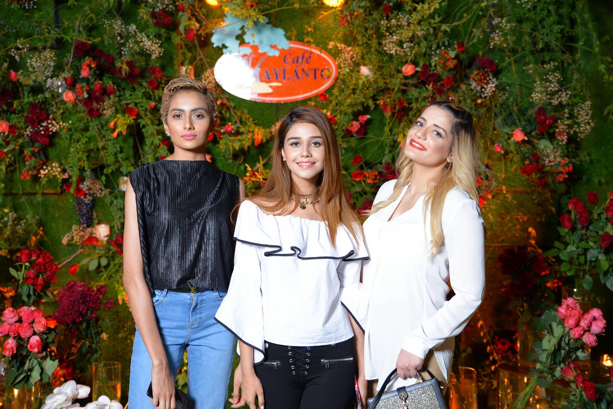 Farwa , Anooshay and Nimra