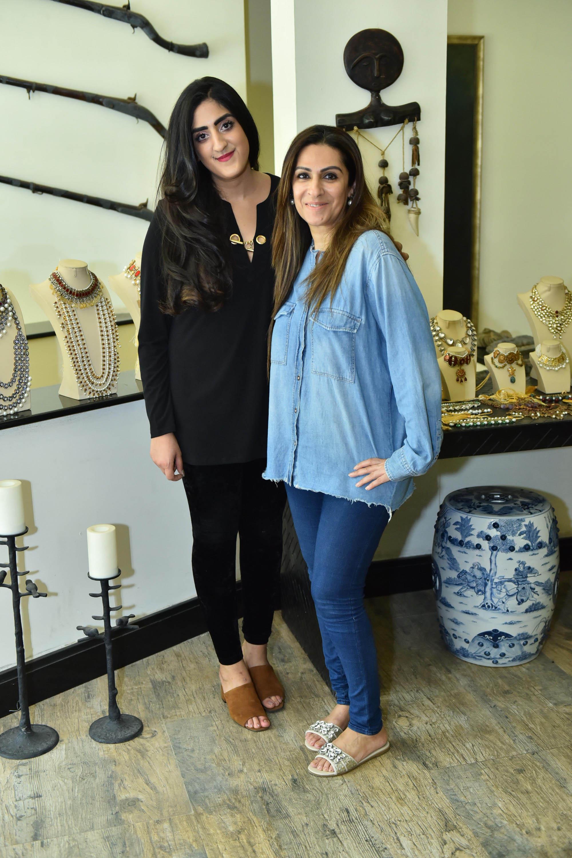 Hira and Afroze Javeri