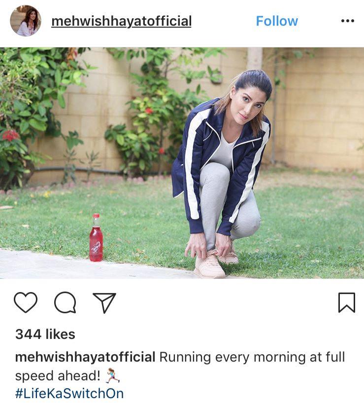 Mehwish FB
