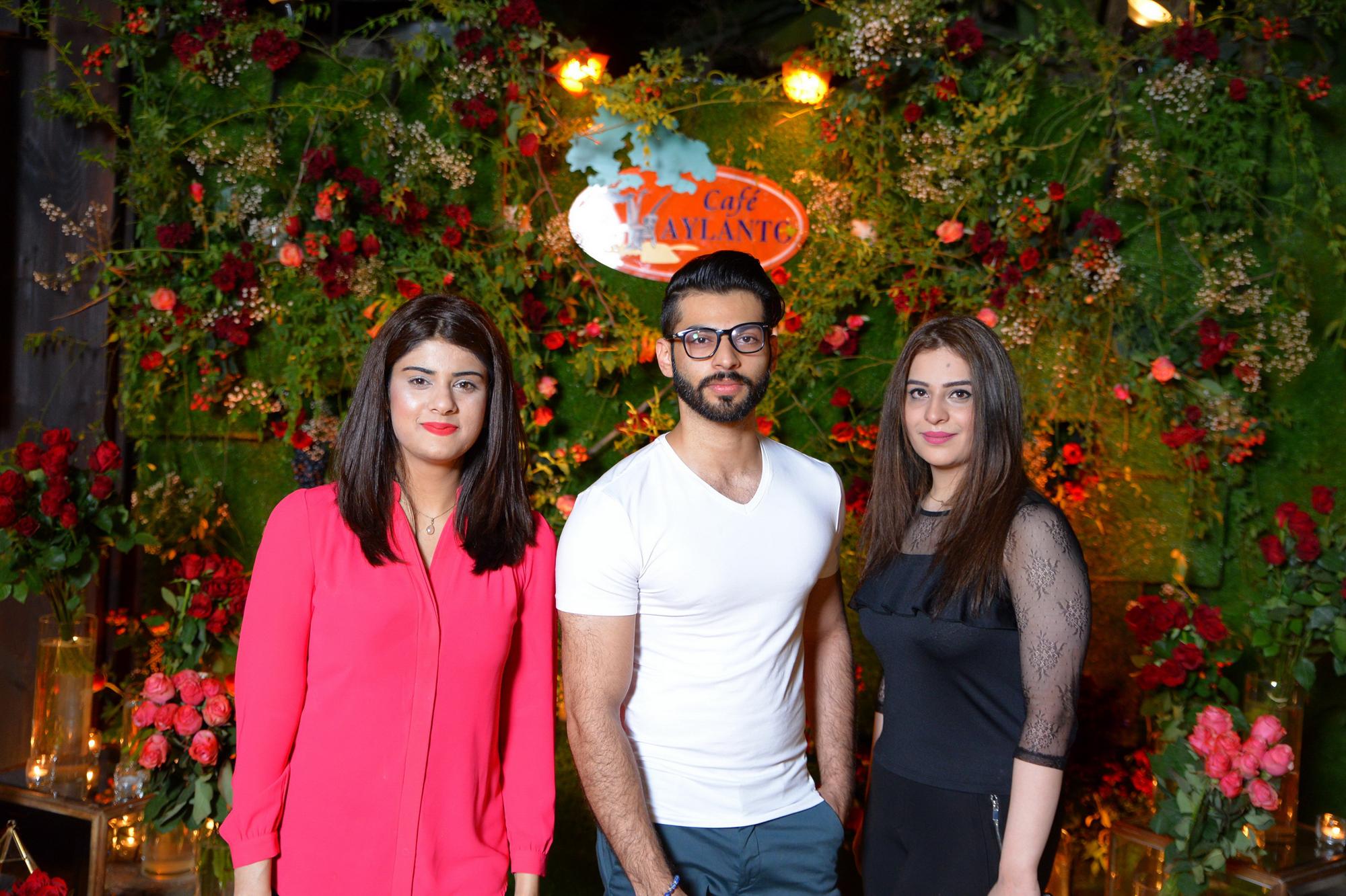 Noor, Fawad and Abeera