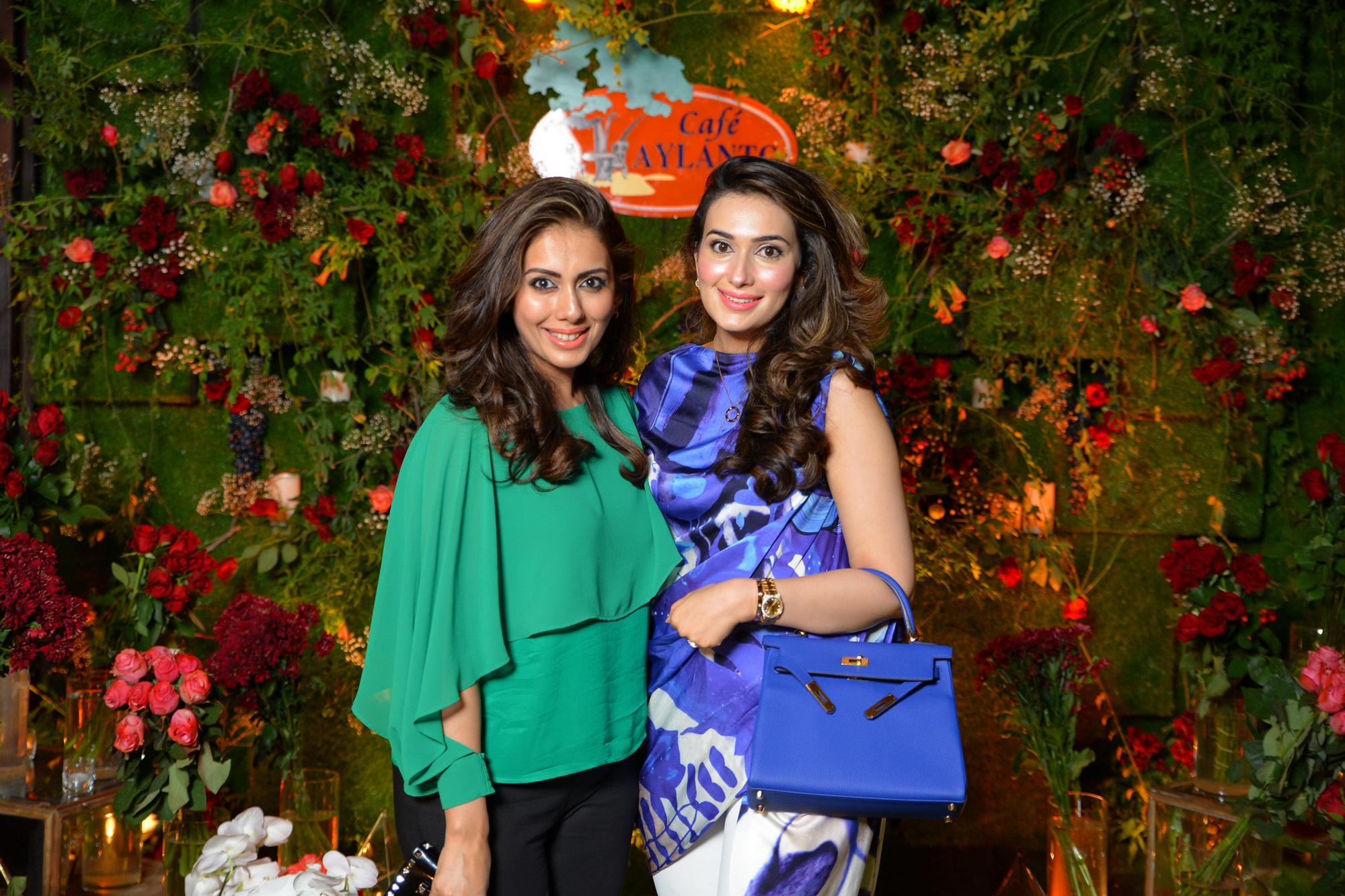 Sarah and Sania
