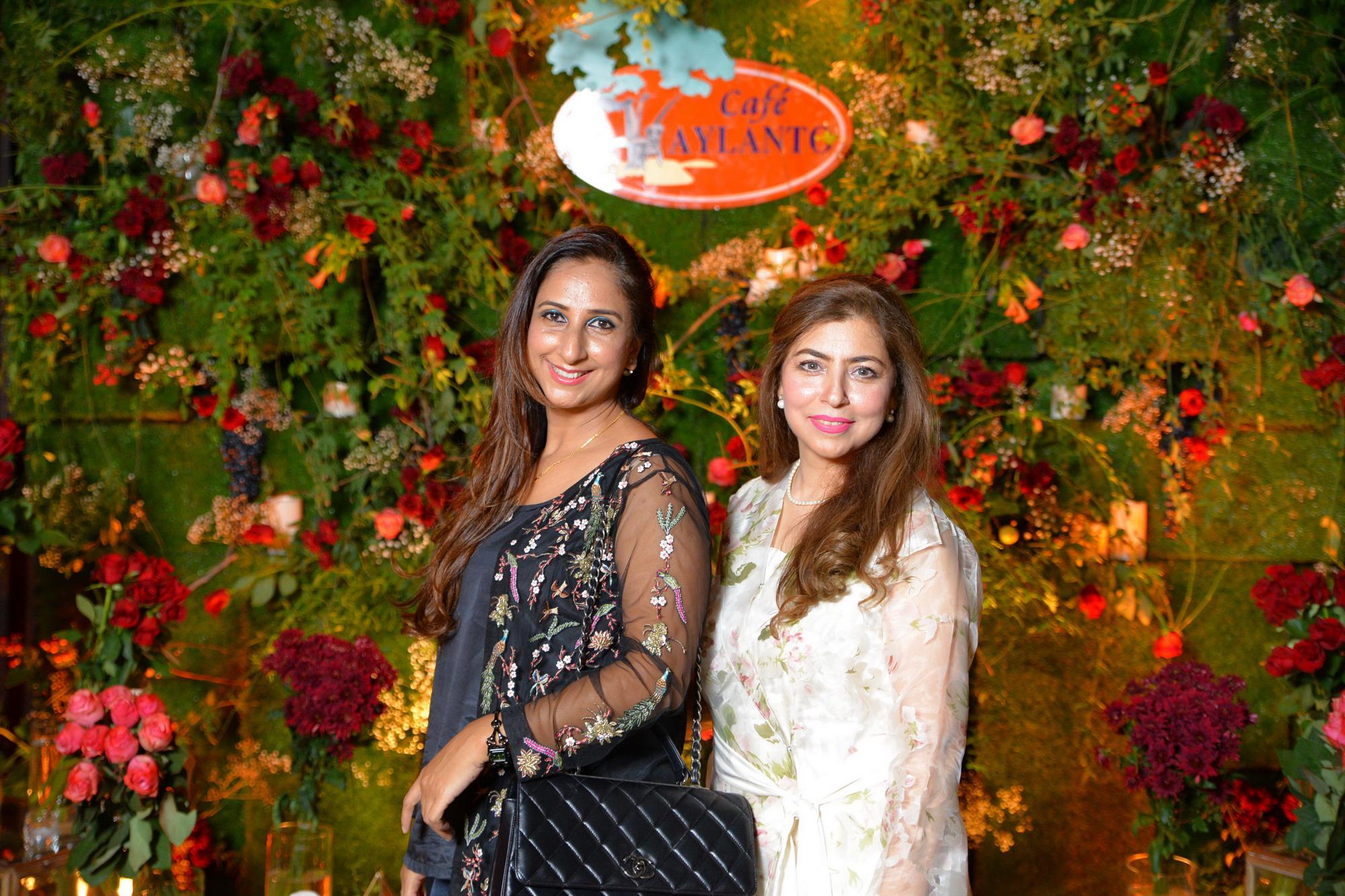 Sheema and Seemi