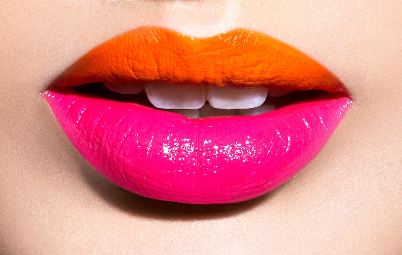 two tone lip 2