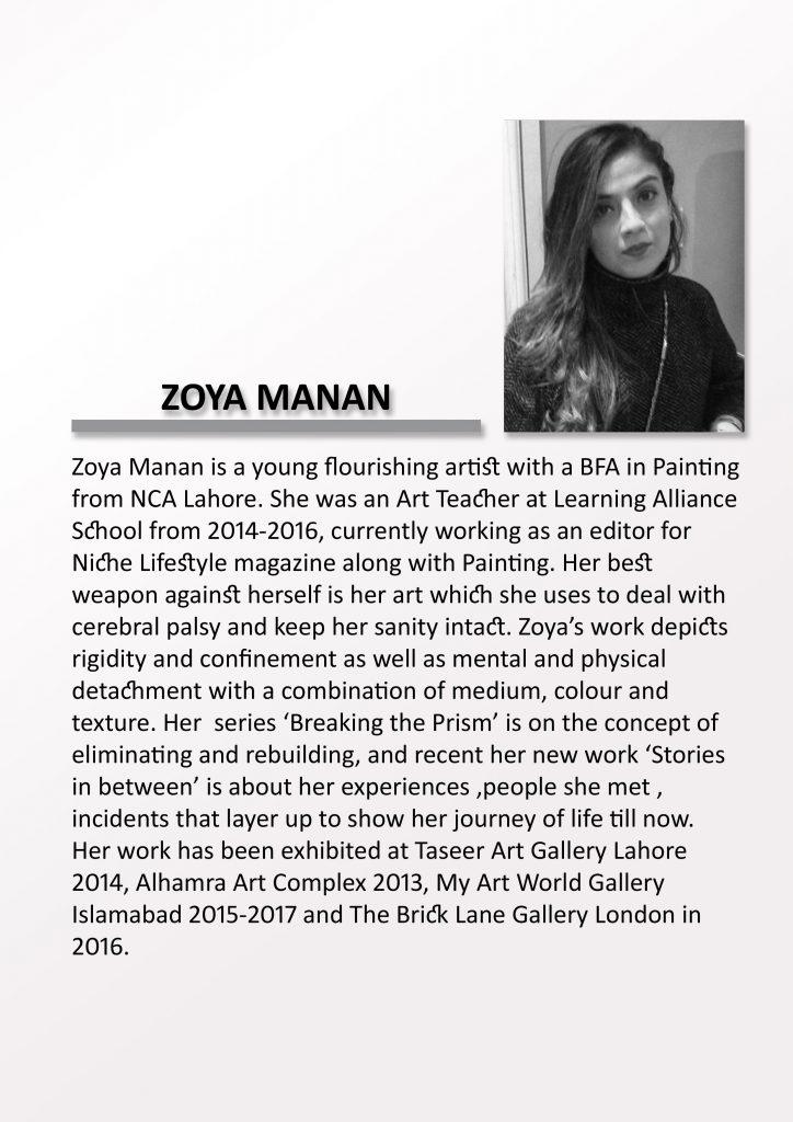 Zoya Manan 1