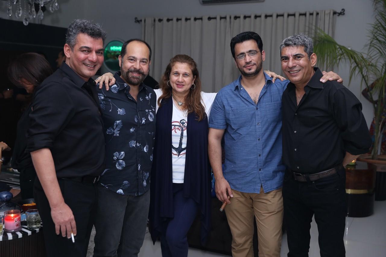 Adil Mirza, Saquib Malik, Nashmia Ahmed, Muhammad Gabol, Ashraf M. Ali