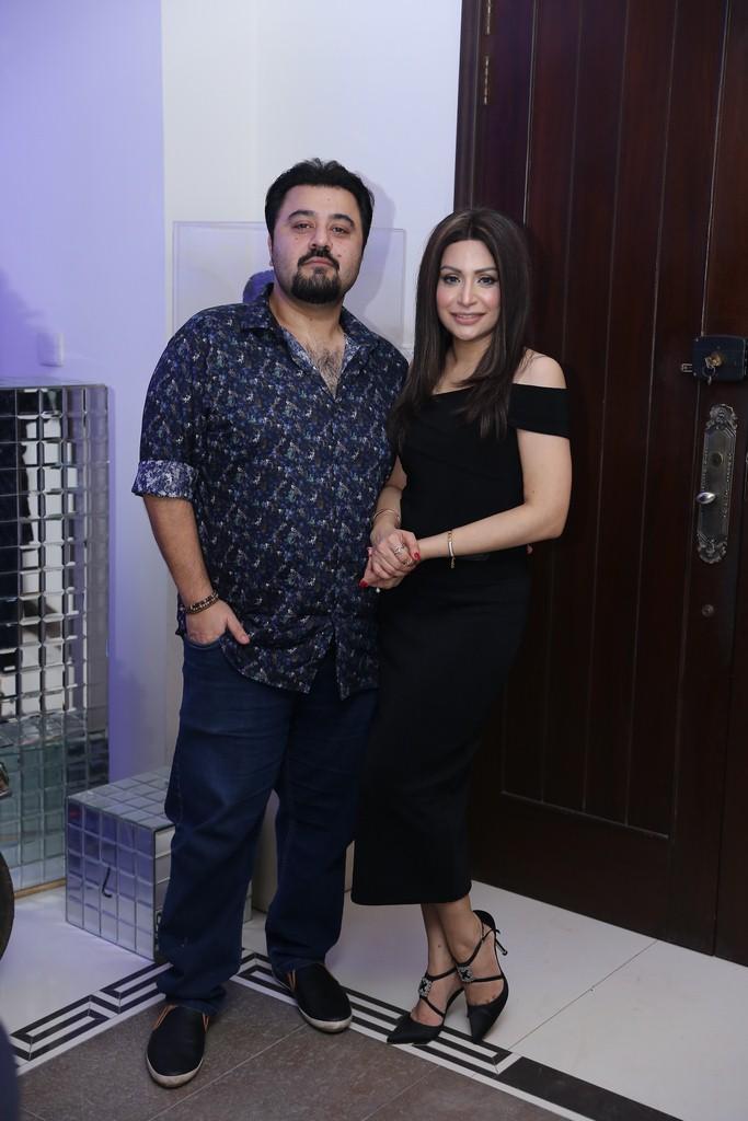 Ahmed Ali Butt & Fatima