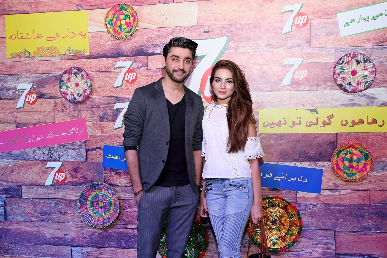 Amanat Ali and Alyzeh Gabol