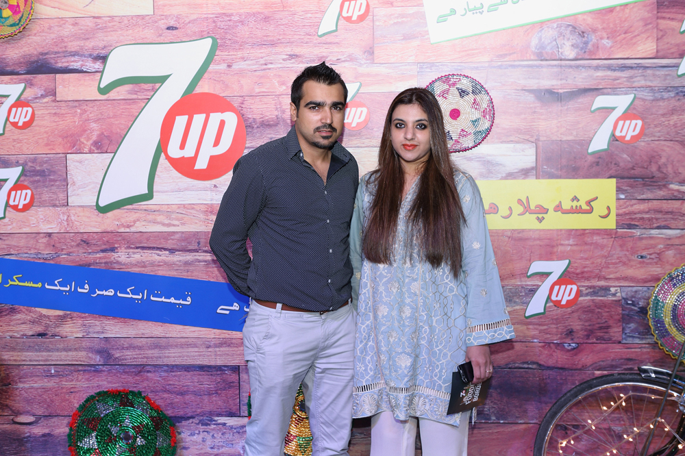 Ammar and Mehtab
