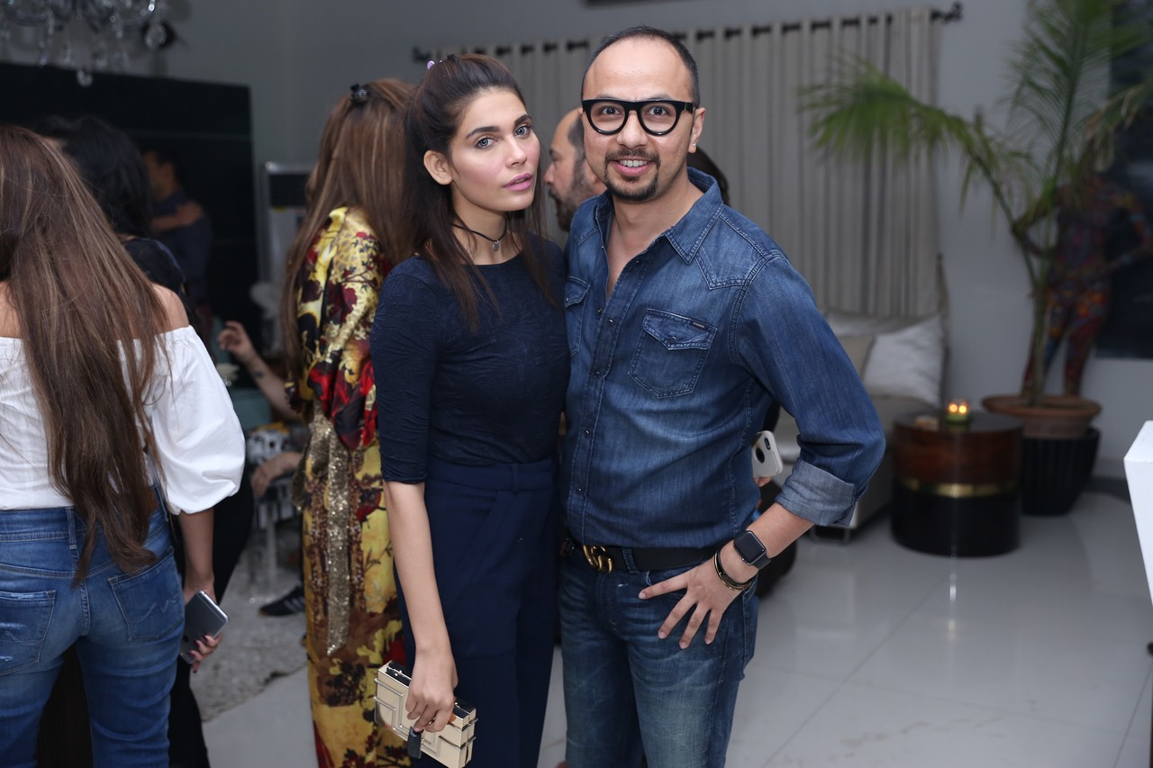Amna Babar & Nomi Ansar